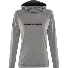 Endura SingleTrack Felpa Donna, grigio